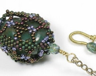 Beaded Caged