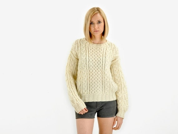Jack Winter Cable Sweater