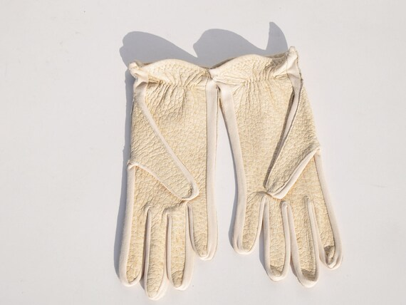 Van Raalte Leather Gloves