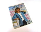 Vintage - Crafts Plus Magazine - March 1987