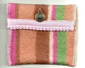 Pouch Felted Wool Pouch Gift Bag SALE