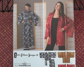 Simplicity 2940 Misses Wrap Skirt and Kimono in 2 Lengths