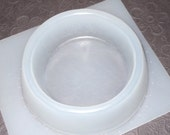 """Resin Mold Round Candle Holder 5.5"""" Base or Candy Dish"""