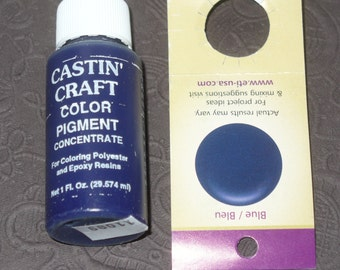Easy cast clear casting epoxy for resin jewelry low odor 8 oz for Castin craft resin dye