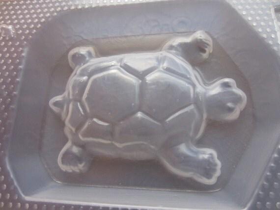 Resin Mold Turtle 3 83mm Fun Jewelry Decor Bath Pond