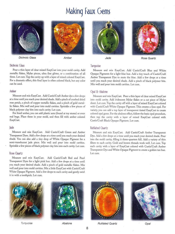 Castin craft color pigment -  8 39