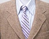 Size 40 Vintage Harris Tweed Wool Sport Coat