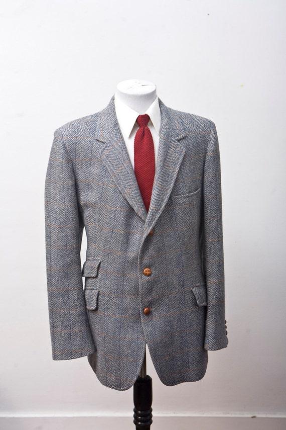 Size 44 Vintage Pendleton Tweed Sport Coat