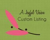 Custom Order for Midori