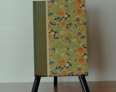 Small Lined or Blank Journal Vintage Flowers-Great for Notes,Diary,Travel,Gift