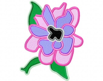 Beautiful  Machine Embroidery Design  by LetZRocK (2064)