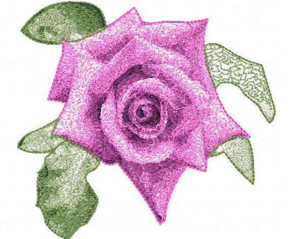 Fabulous  Machine Embroidery Design  by LetZRocK (2210)