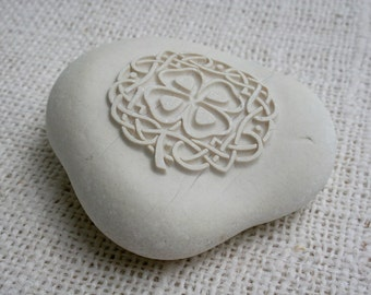Celtic Art - engraved stone collection by sjEngraving