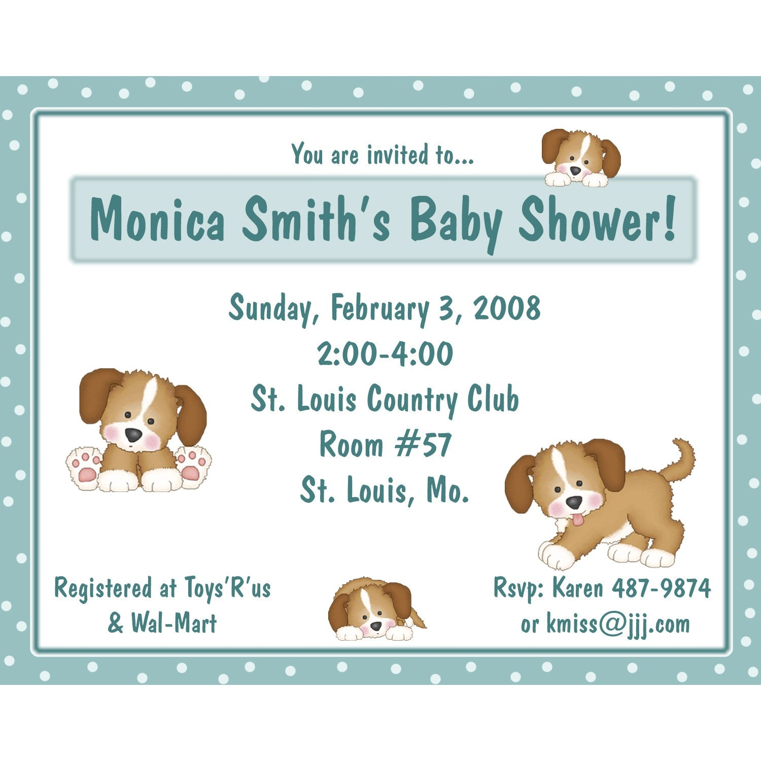 Butterfly Themed Baby Shower Invitations was great invitation sample