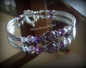 Bridesmaid Bracelet: Wedding Jewelry, Wedding Bracelet, Bridesmaid Jewelry, Pearl Bridal Bracelet, Wedding Party Jewelry, Jewelry for Brides