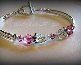 FOUR Piece Bridesmaid Bridal Set: Bracelets For Wedding, Bridesmaid Jewelry, Bridesmaid Set, Bridal Party, Wedding Bracelet, Bridesmaid Gift