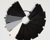 graphite LEGO(r) stillego pinwheel hoops