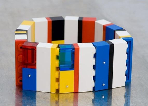 Mondrian 1x4 bracelet