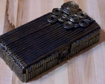 magazine-embellished jewel box