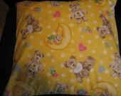 New Handmade Boyd Bears Pillow Cover