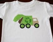 Reduce, Reuse, Recycle Garbage Truck LONG SLEEVE