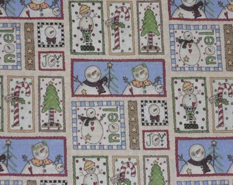 SNOWMAN FUN cotton CHRISTMAS pajama pants/lounge pants.  Available in sizes 0-3 to size 16