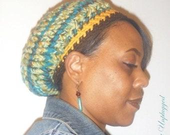 Allurah Crochet Slouch Tam
