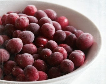 8x8 Frosted Cranberries