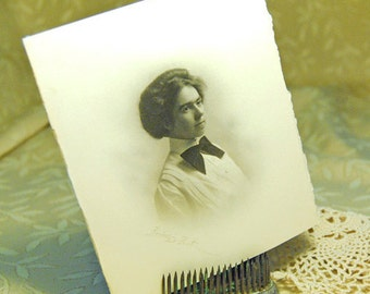 Photo of Great Aunt Ethyl