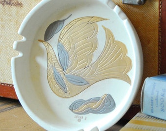 Sascha Brastoff Bird Ashtray