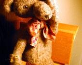 Handmade Ole Heirloom Holiday Bear