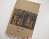 LAST FEW neighbourhood - little artist book - zine