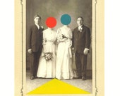 The Baldessari Wedding. Limited Edition giclee print