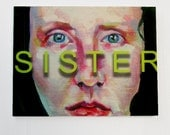 Sister To A Brother miniature book - limited edition