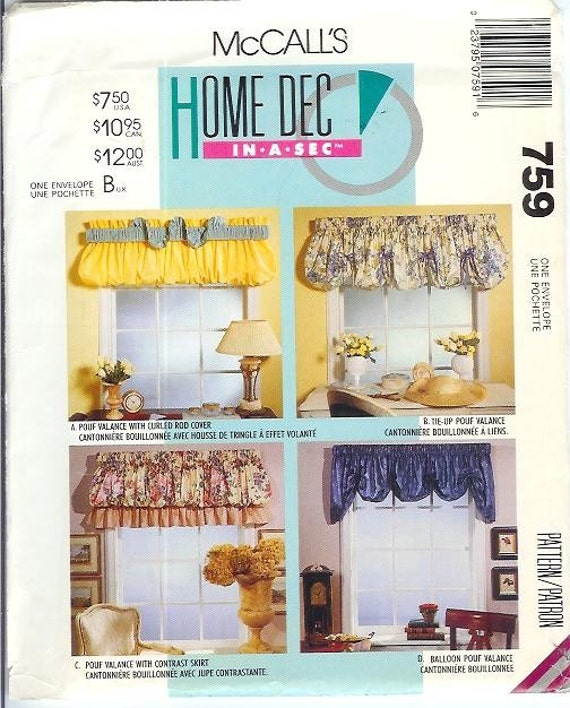 il 570xN.191939000 Sewing Patterns For Curtains