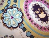RESERVED for EJSears Four Yards Quilting Fabric Gipsy Glitter