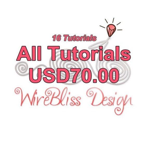 Wire jewelry tutorials on sales