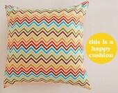 Decorative Pillow Cushion cover Striped Color