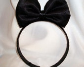 ALICE In WONDERLAND Headband BOW