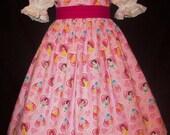 Disney Princess Heart dress Dress Custom Size