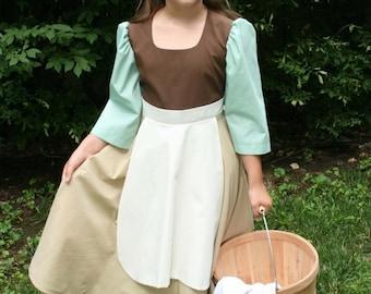 CINDERELLA Housework RAGS Costume CUSTOM Size