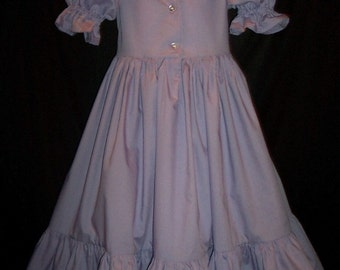 Custom COLOR Petticoat Dress CUSTOM SIZE