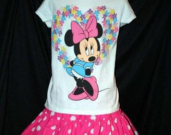 SWEET Twirly DISNEY Minnie Mouse 3 PC Set