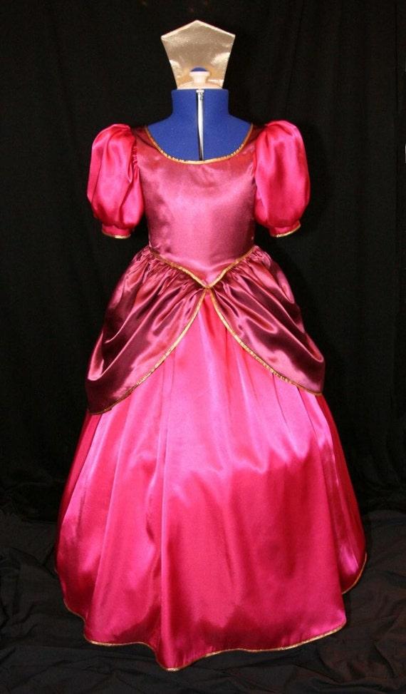 ANASTASIA Cinderella's Stepsister COSTUME CUSTOM