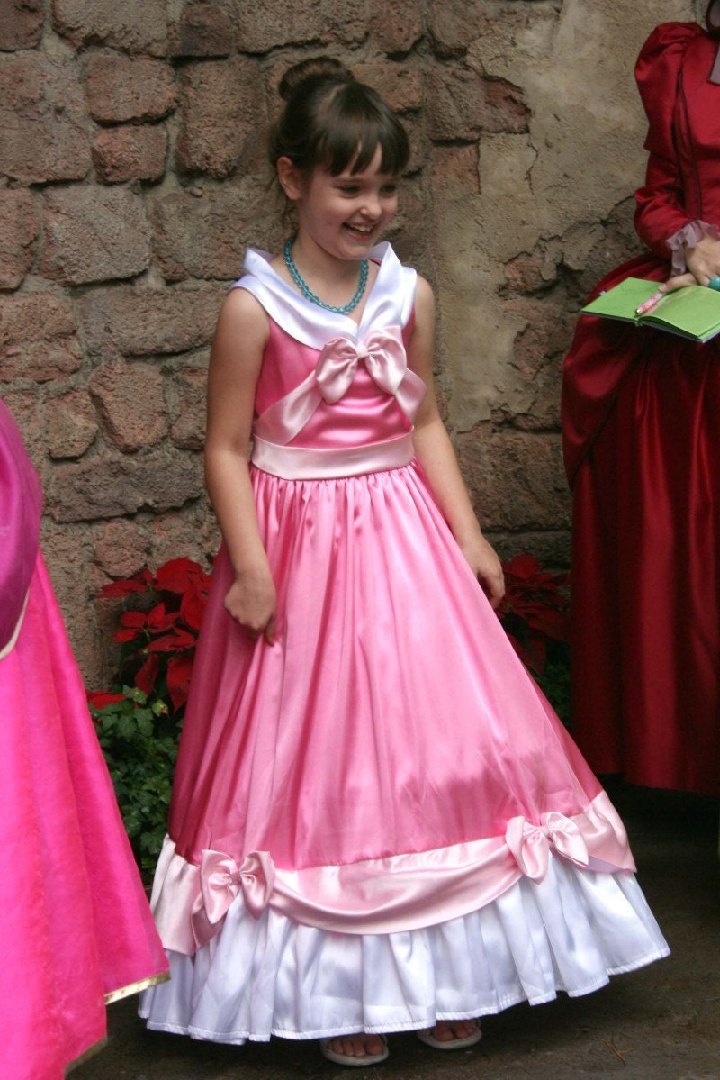cinderella in pink dress - photo #11
