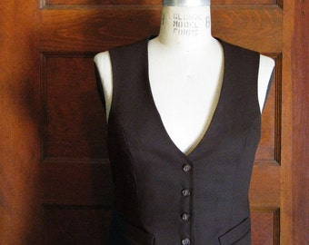 Custom Vest and Pant Suits--Muslin Fit