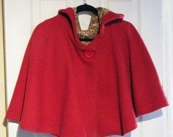 Custom Capes, Cloaks, and Capelets