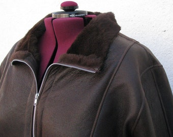 Custom Shearling Jackets (and Other Leather Projects)
