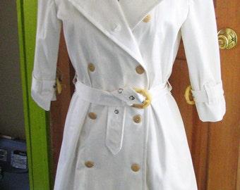 Cotton, Wool, and Rainwear Trenchcoats
