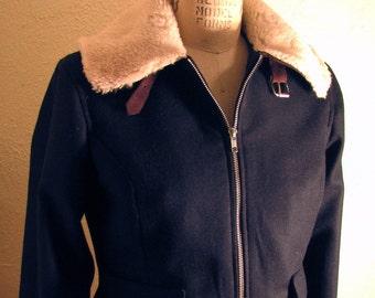 Custom Wool and Shearling Jackets